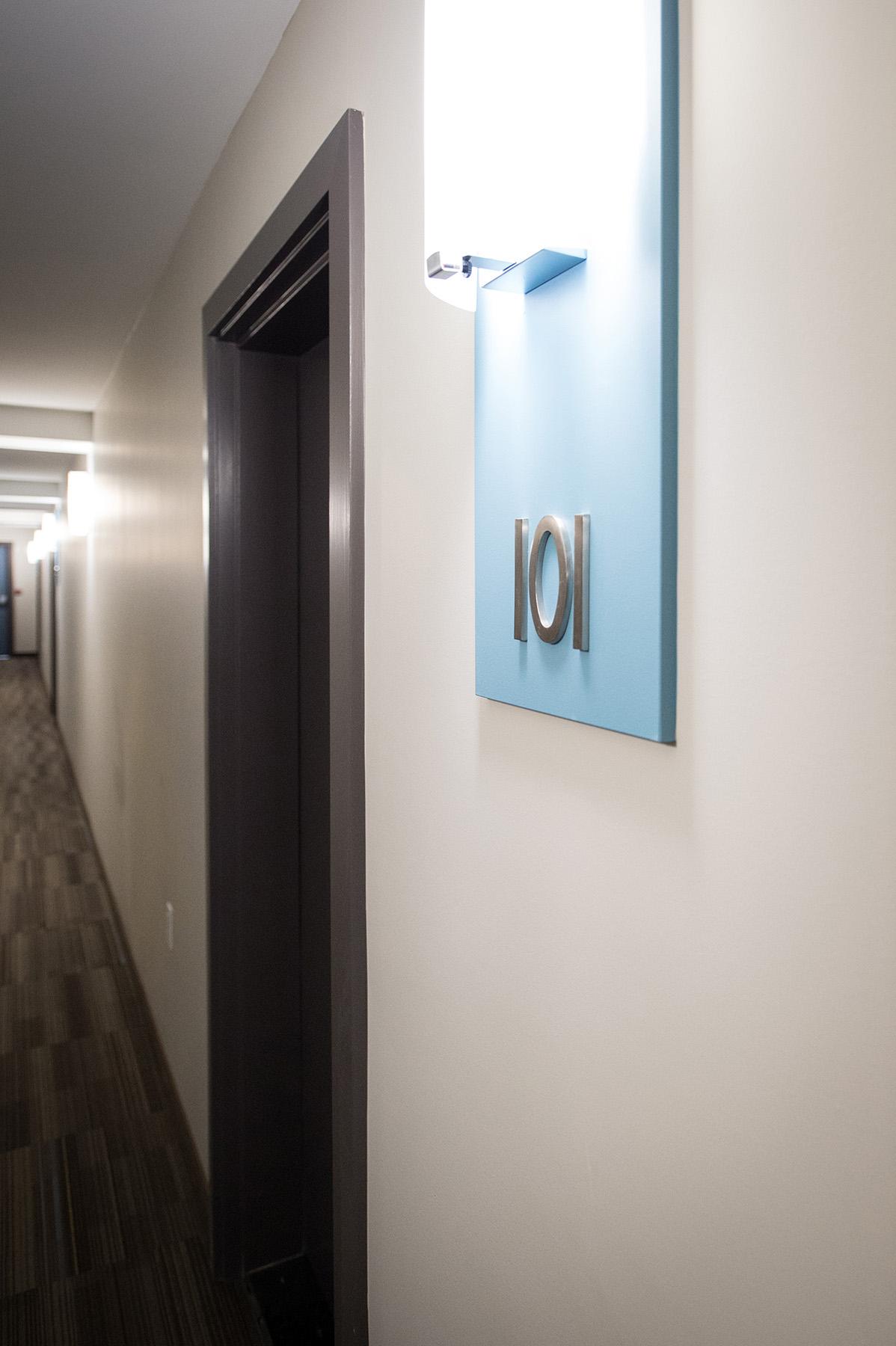 Hallway - Samara Square